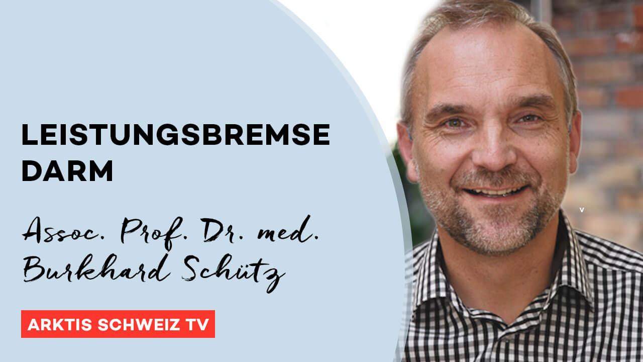 Assec. Prof. Dr. med. Burkhard Schutz
